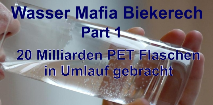 Wasser-Mafia Beckerich (Part 1)